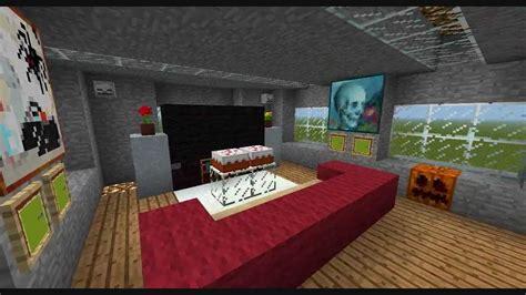 Minecraft Kitchen Furniture jak zrobi pok 243 j dzienny meble bez mod 243 w mc how to make a