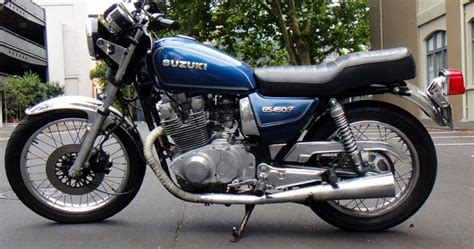 Suzuki Gs450t Suzuki Gs 450t 1982 Wheels Bikes