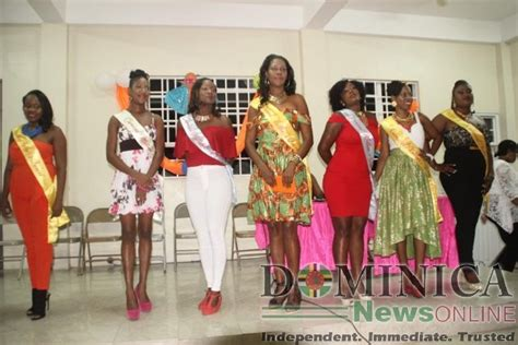 vie   carnival mothers queen title dominica news