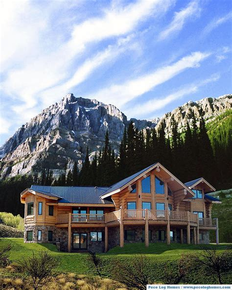 homes in the mountains luxury log homes 171 categories 171 country living