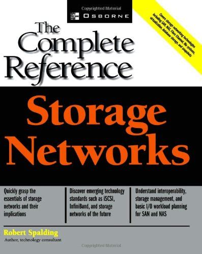 Pdf Channels Dummies Rob Cia by Storage Networks The Complete Reference Pdf