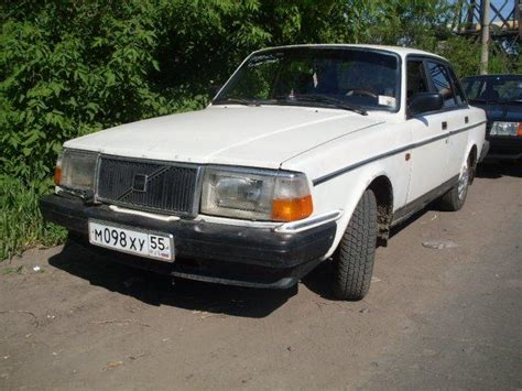 automotive service manuals 1992 volvo 240 parking system 1992 volvo 240 pictures 2 3l manual for sale