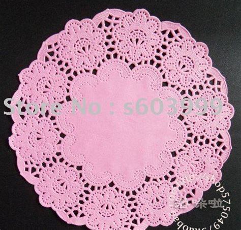 Paper Doyleys 10 5 Termurah Paper Doli Paper Dolly 100 doilies 6 5 inch pink paper doilies paper doyleys free shipping in balloons from toys
