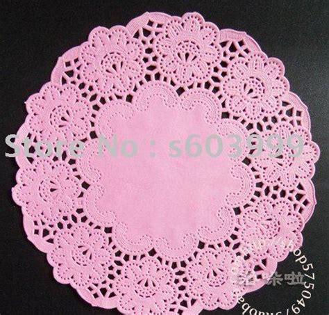 Diskon Paper Doyleys 6 5 100 doilies 6 5 inch pink paper doilies paper doyleys free shipping in balloons from toys