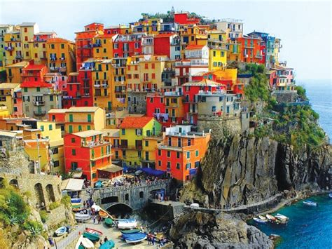 Amazing Tiny Houses by Cinque Terre The Scent Of Sea Accord Solutions