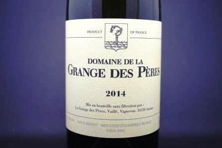 Grange Des Peres Blanc by Domaine De La Grange Des P 232 Res Cave D Or