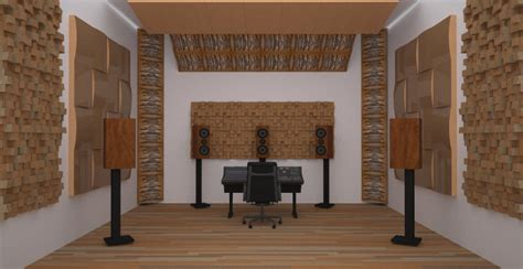 home studio wall design custom plan for your room your personalized acoustic