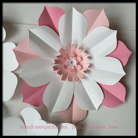 imagenes de flores grandes de papel flores de papel gigantes para la decoraci 243 n de por