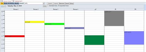 ms access calendar template enhanced microsoft access calendar scheduling database