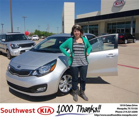 Southwest Kia Mesquite Tx Happy Birthday Duenas Southwest Kia Mesquite