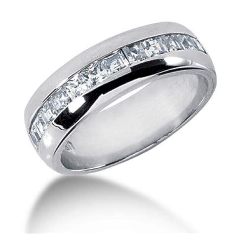 Male Wedding Rings Diamonds