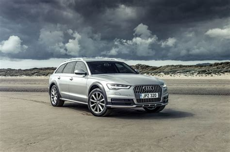 Audi Allroad A6 by New Audi A6 Allroad Officially Unveiled