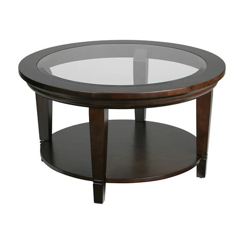 Round Glass Coffee Table Top   Buethe.org