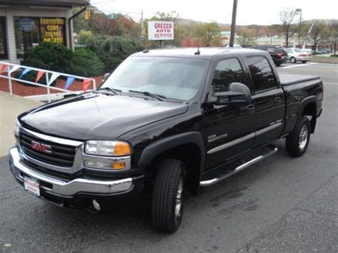 buy used 2003 gmc sierra 2500 hd slt crew cab 6 6l duramax diesel allison loaded nice in buy used 2003 gmc sierra 2500 hd slt crew cab 6 6l duramax diesel allison loaded nice in