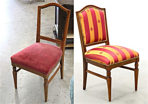 dining room chair repair before and after furniture repair gallery carrocel furniture store