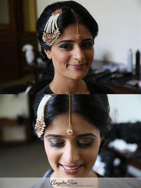 sakhi beauty indian wedding hair makeup artist in nj