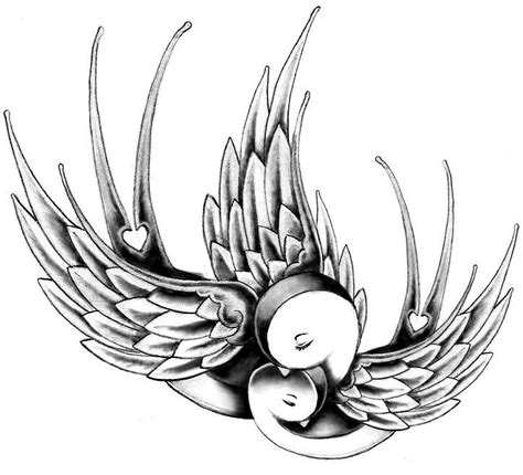 baby bird tattoo designs add another baby bird and this would be for my