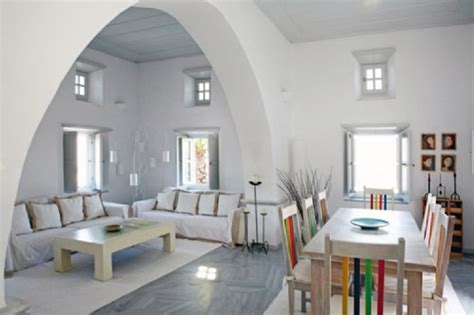 Greek Home Interiors | house interior with ancient greek and byzantine tradition