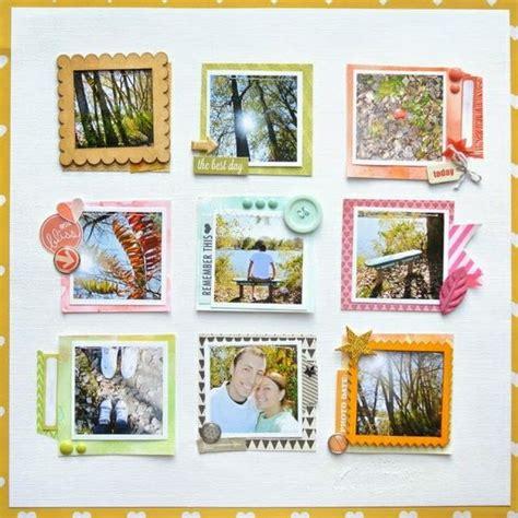 instagram scrapbook layout 9 photos instagram grid layout love