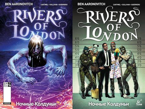 rivers of london the rivers of london zeno agency ltd