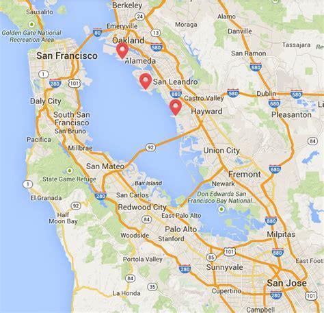 san francisco assessor map maps san francisco bay area michigan map