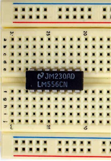 integrated circuit on breadboard efundies electronics