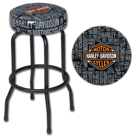 Tabouret Harley Davidson by Harley Bar Stool Bar Accessories Valet Humidor Etc