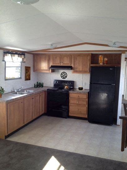 mobile homes kitchen designs 235 best remodeling mobile home on a budget images on