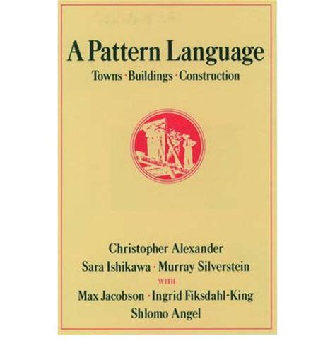 pattern language google books gate architecture ebooks planning theory