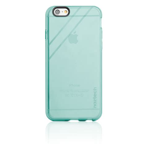 Jelly Gospery Iphone 6 naztech tpu jelly cover for iphone 6 6s teal