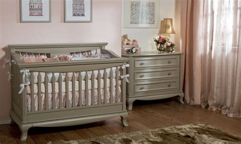 Set Amora 4in1 nursery furniture collections all baby nursery furniture