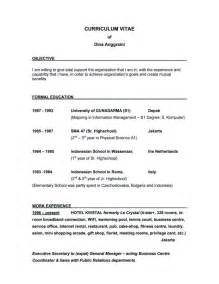 Objectives For Marketing Resume Marketing Job Objective