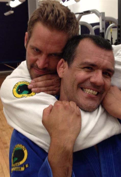 fotos de la familia paul walker la familia de las artes marciales lamenta su muerte