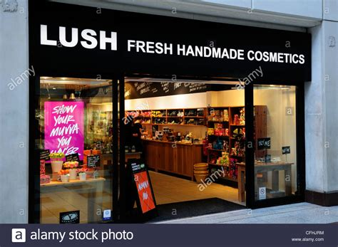 Handmade Cosmetics Uk - lush fresh handmade cosmetics shop cambridge uk