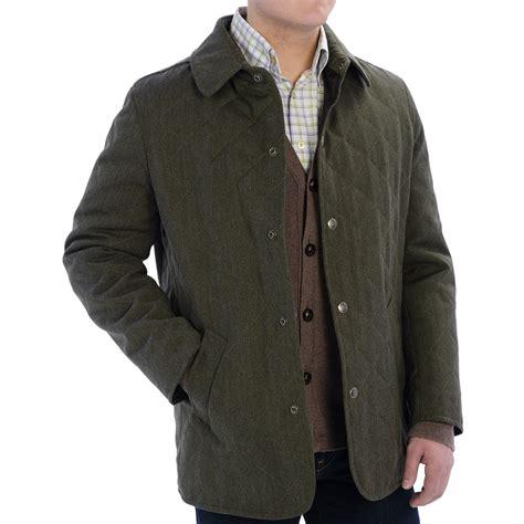 Barn Coat S valstar husky wool barn coat quilted twill for in