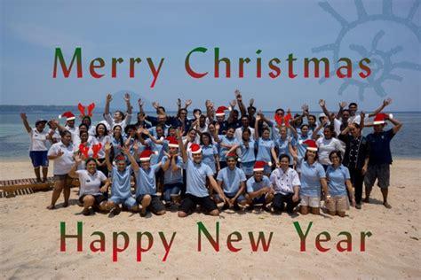 merry christmas siladen resort spa  bunaken north sulawesi indonesia