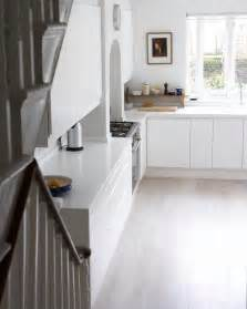 white corian countertops on