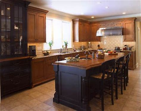 oak and black kitchen cabinets black and oak kitchen cabinets rapflava