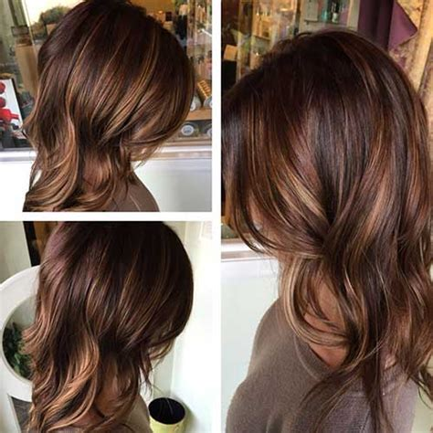 Brown Color Hairstyles by Low Light Hair Color Pictures Newhairstylesformen2014