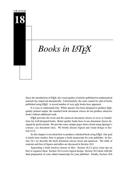 latex book layout exle sectioning part heading style tex latex stack exchange