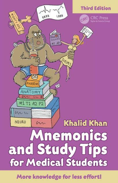 libro study and revise for mnemonics and study tips for medical students third edition by khalid khan nook book ebook