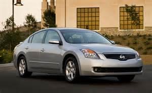 2009 Nissan Altima Hybrid Recalls Car And Driver