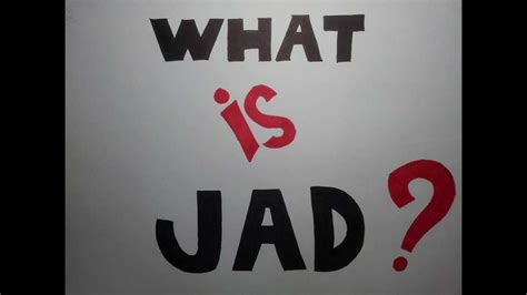 joint application design youtube joint application development jad youtube