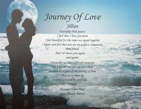 images of love journey personalized love poem girlfriend boyfriend husband wife