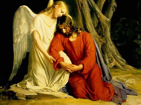 Jesus Garden by Agony In The Garden Ekeh