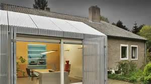 solar garage light old garage transformed into ultra modern studio office