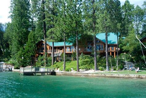 Bass Lake Cabins pines resort in bass lake california united states