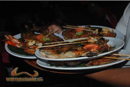 makan malam  jimbaran makan malam romantis  bali