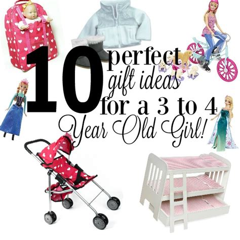 present ideas for a 3 year 10 gift ideas for a three or four year