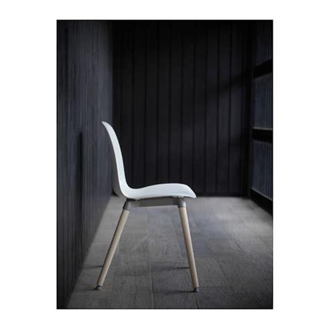 ikea chair legs leifarne chair white ernfrid birch ikea